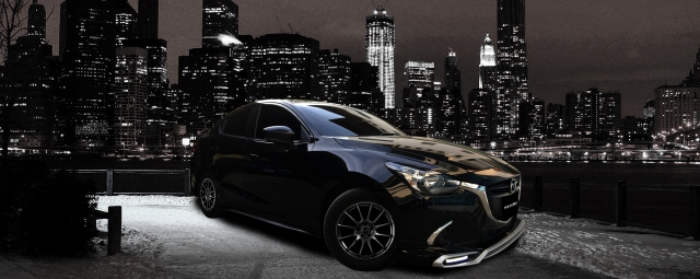 ชุดแต่ง Mazda2